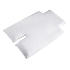 Almofada para bebê conforto 3 em 1 fibrasca branco