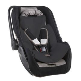 Almofada para bebê conforto 3 em 1 fibrasca grafite