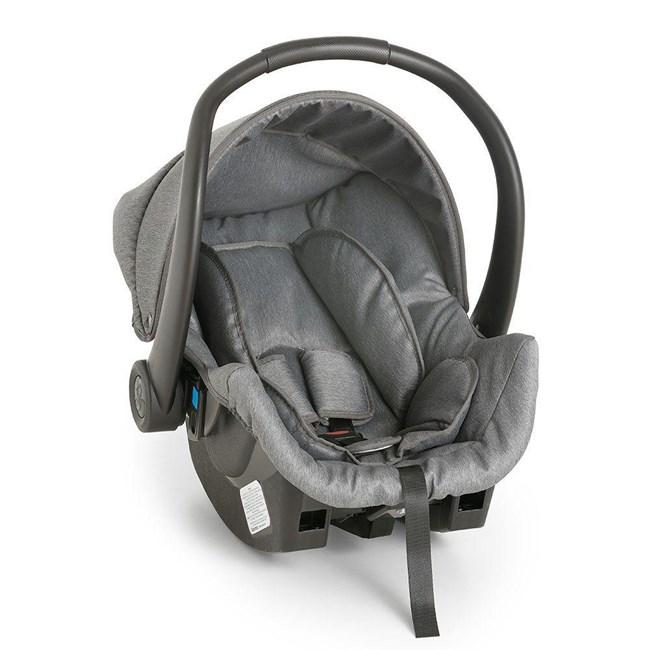 Bebe conforto cocoon premium p/ olympus galzerano grafite cinza
