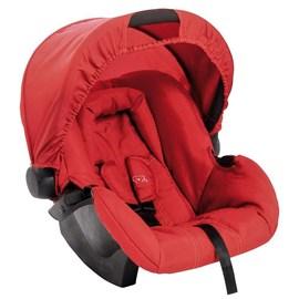 Bebe conforto cozycot click p/ omega kiddo vermelho