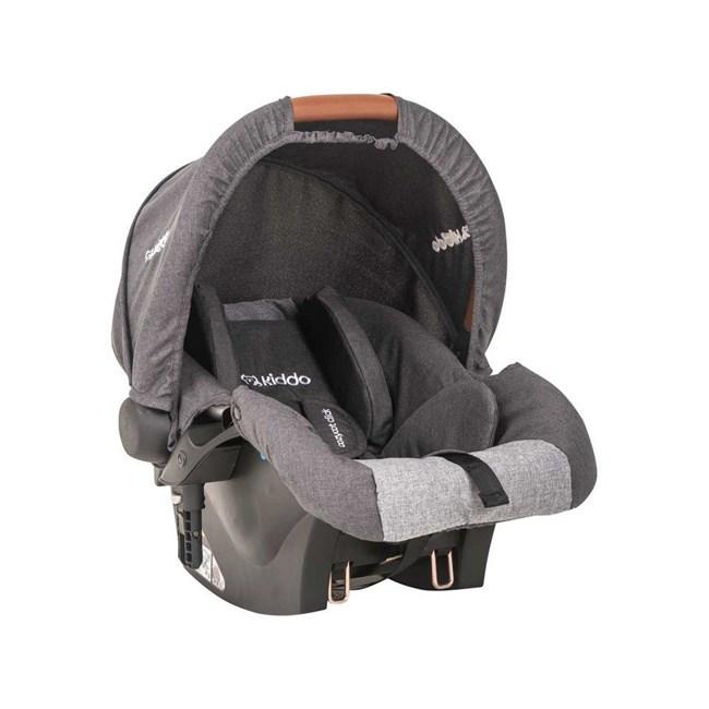 Bebe conforto cozycot p/ trek kiddo mellange e grafite
