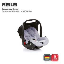 Bebe conforto risus abc desing grey