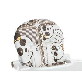 Cadeira de alimentação galzerano premium panda
