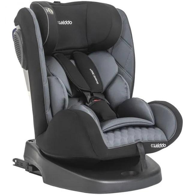 Cadeira para carro isofix avanti 360 kiddo preto